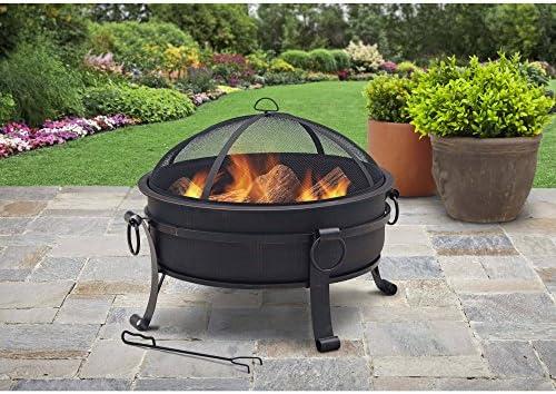 30″ Steel Fire Pit