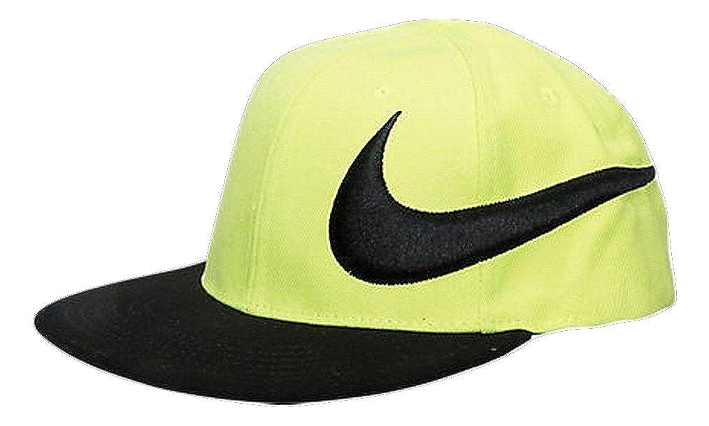 Amazon.com  Nike Little Boys Swoosh Snapback Hat 8b369ac418d