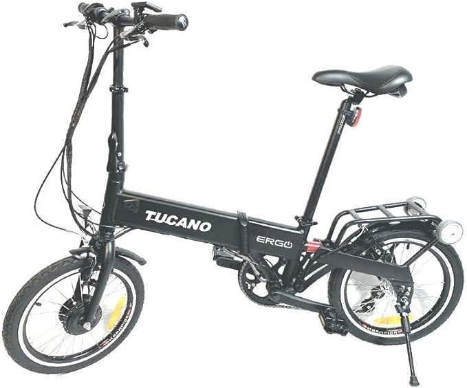 Tucano Bikes Ergo 3 Velocidades (Negro): Amazon.es: Deportes y ...