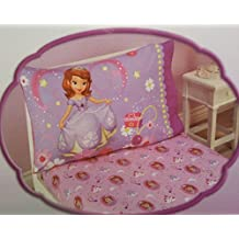 Toddler Bedding Sets For Girls - Sofia The First 2 Piece Toddler Sheet Set