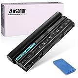 Ansanor 9 Cells 97Wh 11.1V High Capacity New Laptop battery for Dell Latitude E6420 E6520 E6530 E5420 E5520 E5430 E5530 2P2MJ T54FJ 12-1325 312-1165 M5Y0X PRV1Y E6420