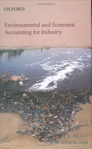 Environmental and Economic Accounting for Industry pdf epub