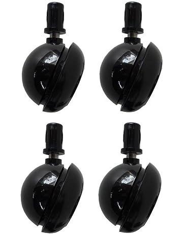 3mm Nero per Pavimenti in Legno Laminato SUPVOX 100 Pezzi di Feltro Rotondi per mobili autoadesivi Tappetino Antiscivolo Migliori Protezioni per Pavimenti in Legno 12