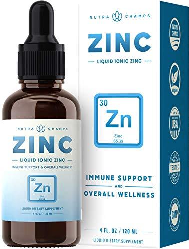 Organic Zinc Sulfate Liquid