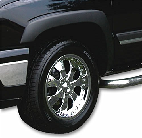 - Stampede 8608-2 Original RIDERZ Fender Flare Set (Black), 4 Piece