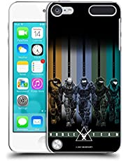 Head Case Designs Officially Licensed Xbox Game Studios Halo Infinite Noble Team 20th Anniversary Hard Back Case Compatible with Apple iPod Touch 5G 5th Gen
