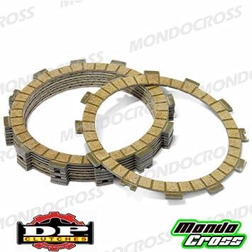 mondocross embrague Discos corcho DP Honda CR 250 90 - 07 Cr 500 90 - 04