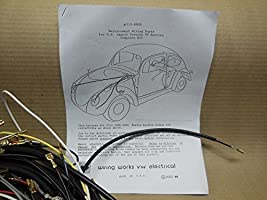 WIRING WORKS Complete Wire Harness Kit, 1968-1969 All Karmann GHIA, USA  Made: Automotive - Amazon.com | Wiring Works Vw Harness |  | Amazon.com