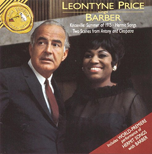 Price comparison product image Leontyne Price Sings Barber