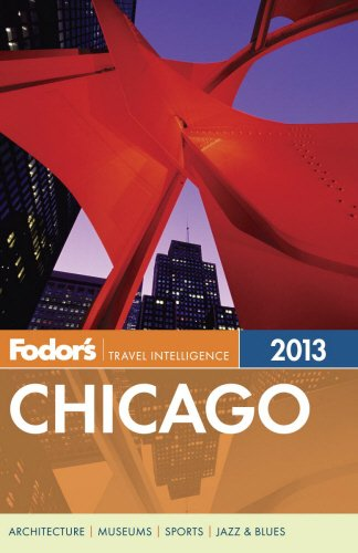 Fodor's Chicago 2013 (Full-color Travel Guide) (Fodors Central Europe compare prices)