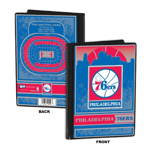 (NBA Philadelphia 76ers Mini Photo)