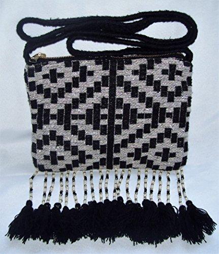 Merona, Women's Jacquard Crossbody Handbag