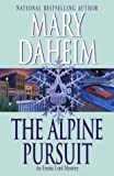 Front cover for the book The Alpine Pursuit by Mary Daheim