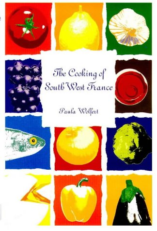 Books : Cooking of South West France