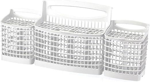 Amazon.com: Canastilla de cubiertos para lavavajillas ...