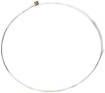 DAddario PL010 Cuerda para guitarra eléctrica de acero, talla 10, 1 unidad