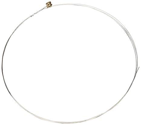 DAddario PL010 - Cuerda para guitarra eléctrica de acero, 0.250mm