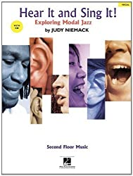 Hear It and Sing It!: Exploring Modal Jazz (Vocal Collection) by Niemack, Judy (2004) Paperback
