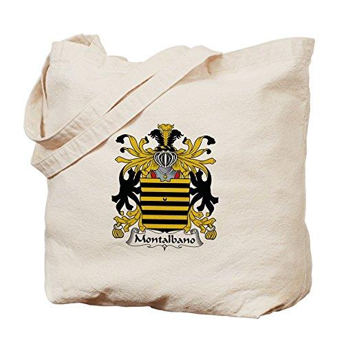 CafePress–Montalbano Tote Bag–Borsa di tela naturale, panno borsa per la spesa