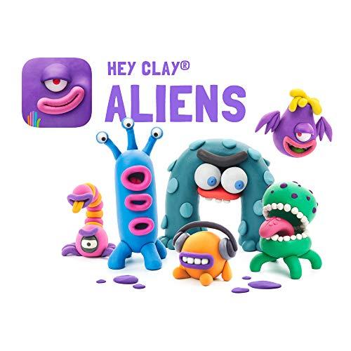 Hey Clay Aliens Galápagos Jogos Diversos