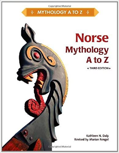 Read Norse Mythology A to Z PDF, azw (Kindle), ePub, doc, mobi