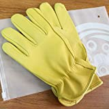 OLSON DEEPAK Sheepskin Gloves Leather gloves