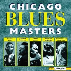 Chicago Blues Masters Laserlight