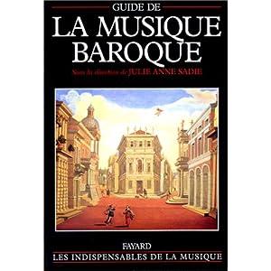 La musique baroque par Bukofzer