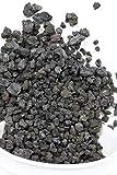Black Lava Rock in a Bucket by TERRAFIRMA