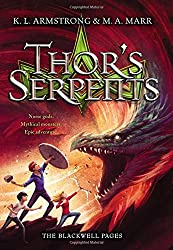 Thor's Serpents (The Blackwell Pages)