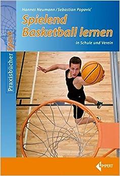 Book Spielend Basketball lernen in Schule und Verein