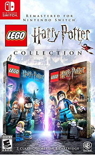 LEGO Harry Potter: Collection - Nintendo Switch 1