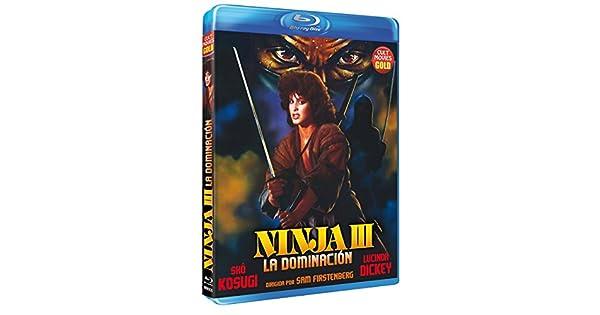 Amazon.com: Ninja III: la Dominación: Cine y TV