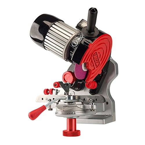 Oregon 410-120 Bench or Wall Mounted Saw Chain Grinder from Oregon