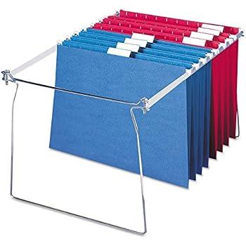 Amazon Com Smead Hanging Folder Frame Letter Size 23