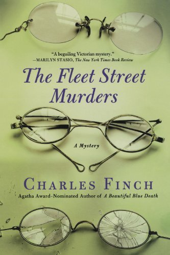 Download By Charles Finch The Fleet Street Murders (1st First Edition) [Paperback] pdf