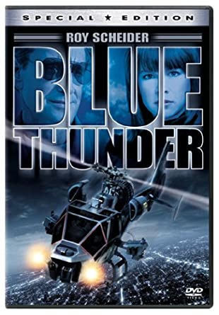 Blue Thunder (1983) BluRay 480p 300MB ( Hindi – English ) MKV