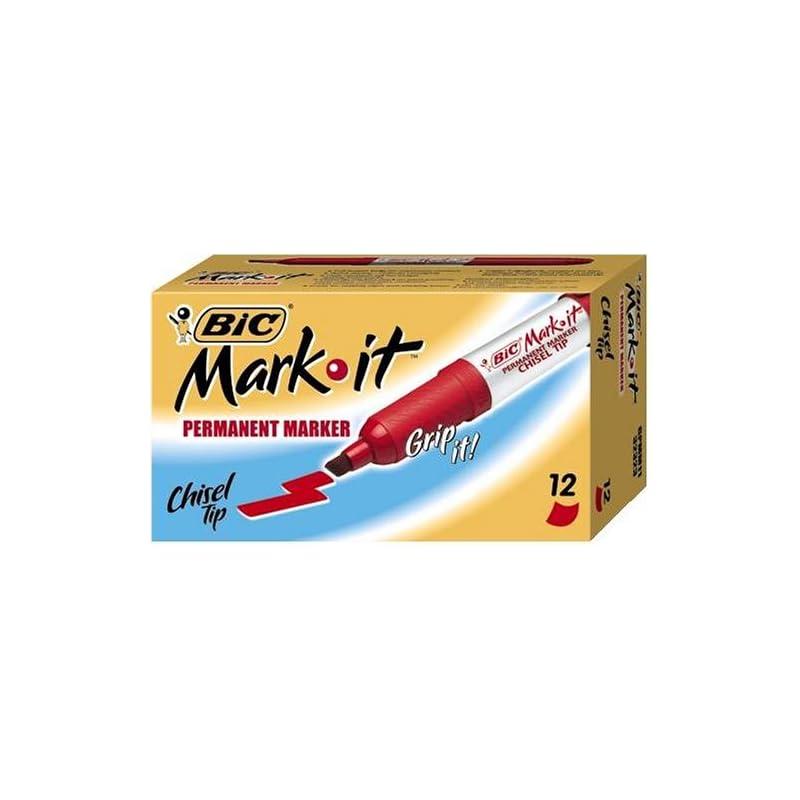bic-mark-it-permanent-marker-chisel