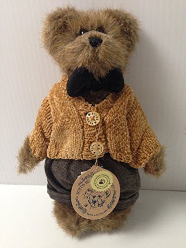 """Boyds Bears & Friends Matthew H. Bear 8"""" Plush Bear from Boyds Bears"""