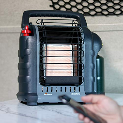 Mr. Heater Portable Buddy Review