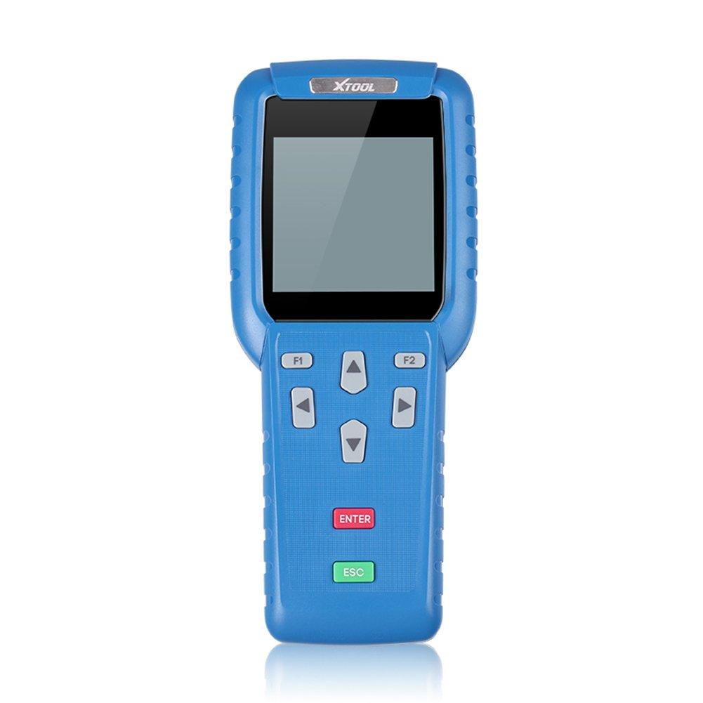 Xtool X200s x-200s herramienta de diagnóstico OBDII CBS aceite luz Reset vehículo: Amazon.es: Coche y moto