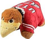 Fabrique Innovations NCAA Pillow Pet, Utah Utes
