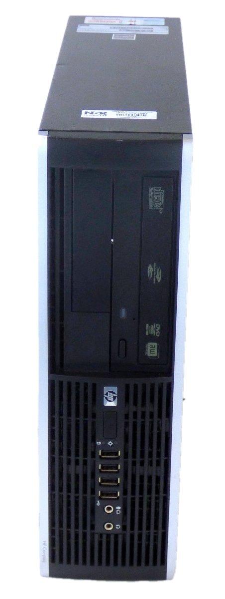 HP Elite C2D 3.0ghz, New 4GB Memory, 250GB, Windows 10 Professional (Renewed)
