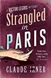 Strangled in Paris by Claude Izner front cover