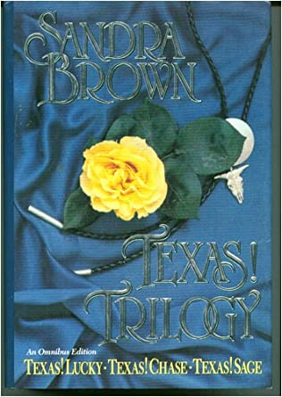 book cover of The Texas! Trilogy