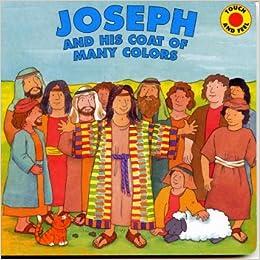 Joseph and His Coat of Many Colors: Amanda Bartlett: 9781576579824 ...