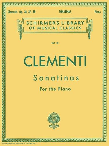 Schirmer Library of Classics Volume 40: Piano Solo