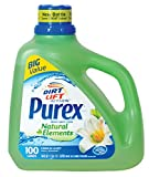 Purex 01134 150 Oz Linen & Lilies Natural He Elements Liquid Detergent