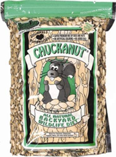 Chuckanut Products 00067 20-Pound Backyard Wildlife Diet by Natures Nuts