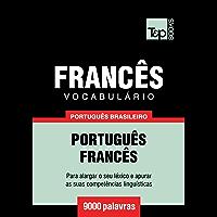 Vocabulário Português Brasileiro-Francês - 9000 palavras